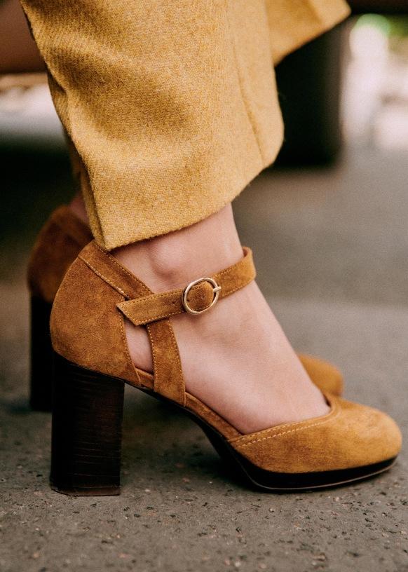 Sezane Fair Trade Shoes for WOmen