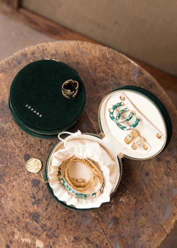 sezane boite à bijoux