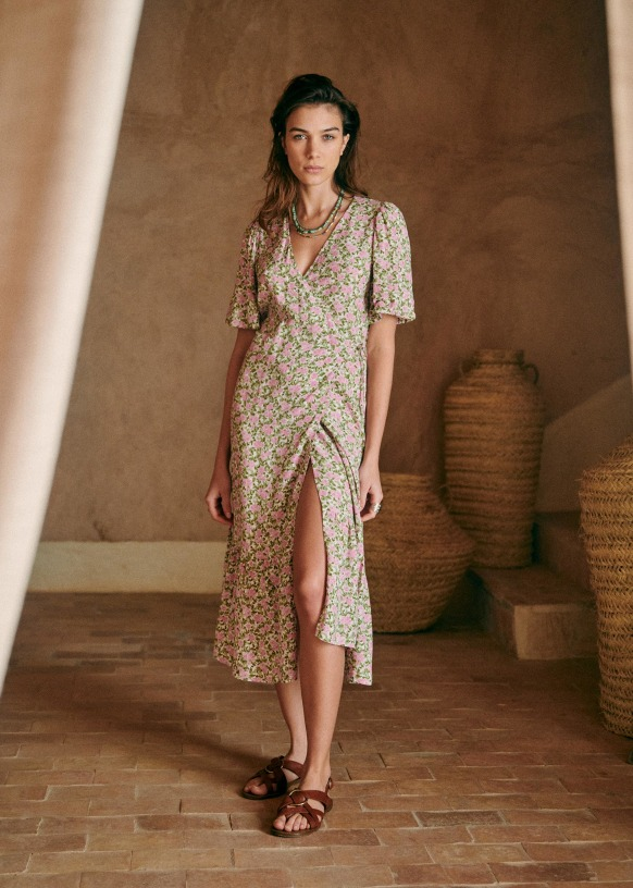 LAURA DRESS sezane