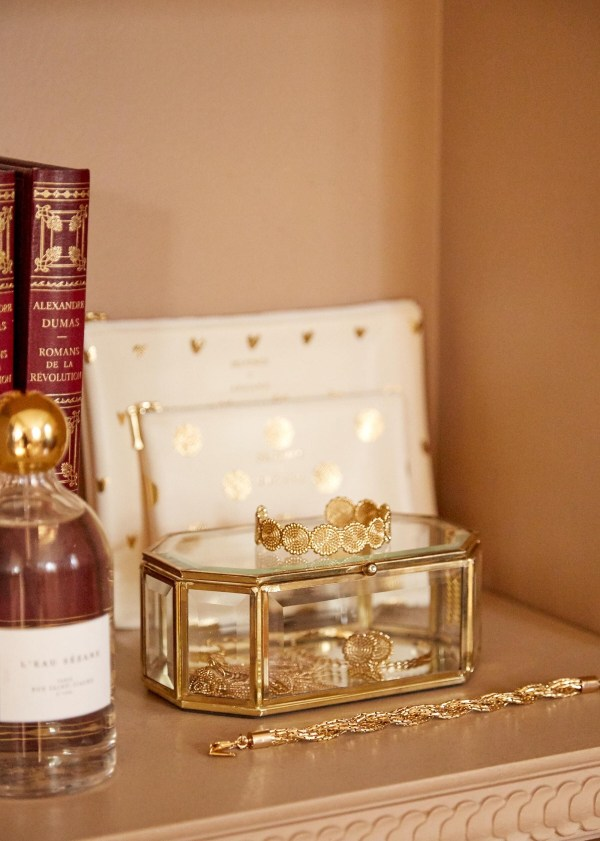 Sézane Maison   Manuella Jewellery Box by Sézane
