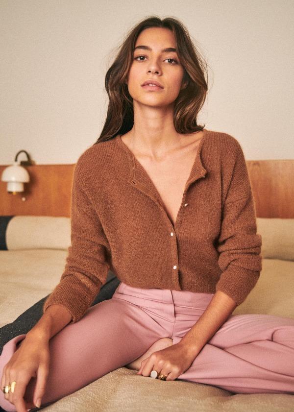 Gaspard Sweater – Knitting world