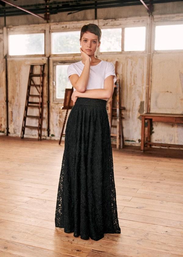 Nae Skirt by Sézane