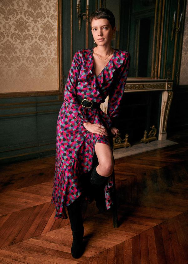 Asia Dress by Sézane