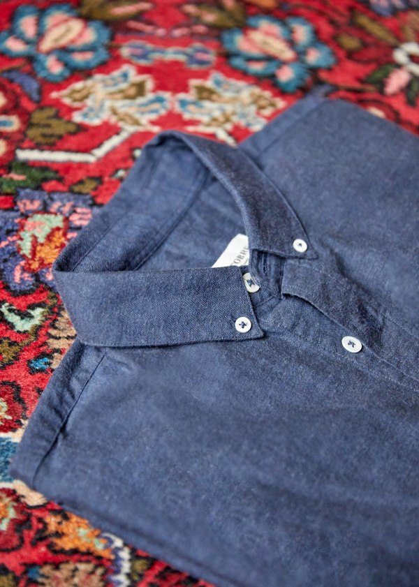 Charlie Flannel Shirt   Octobre by Sézane